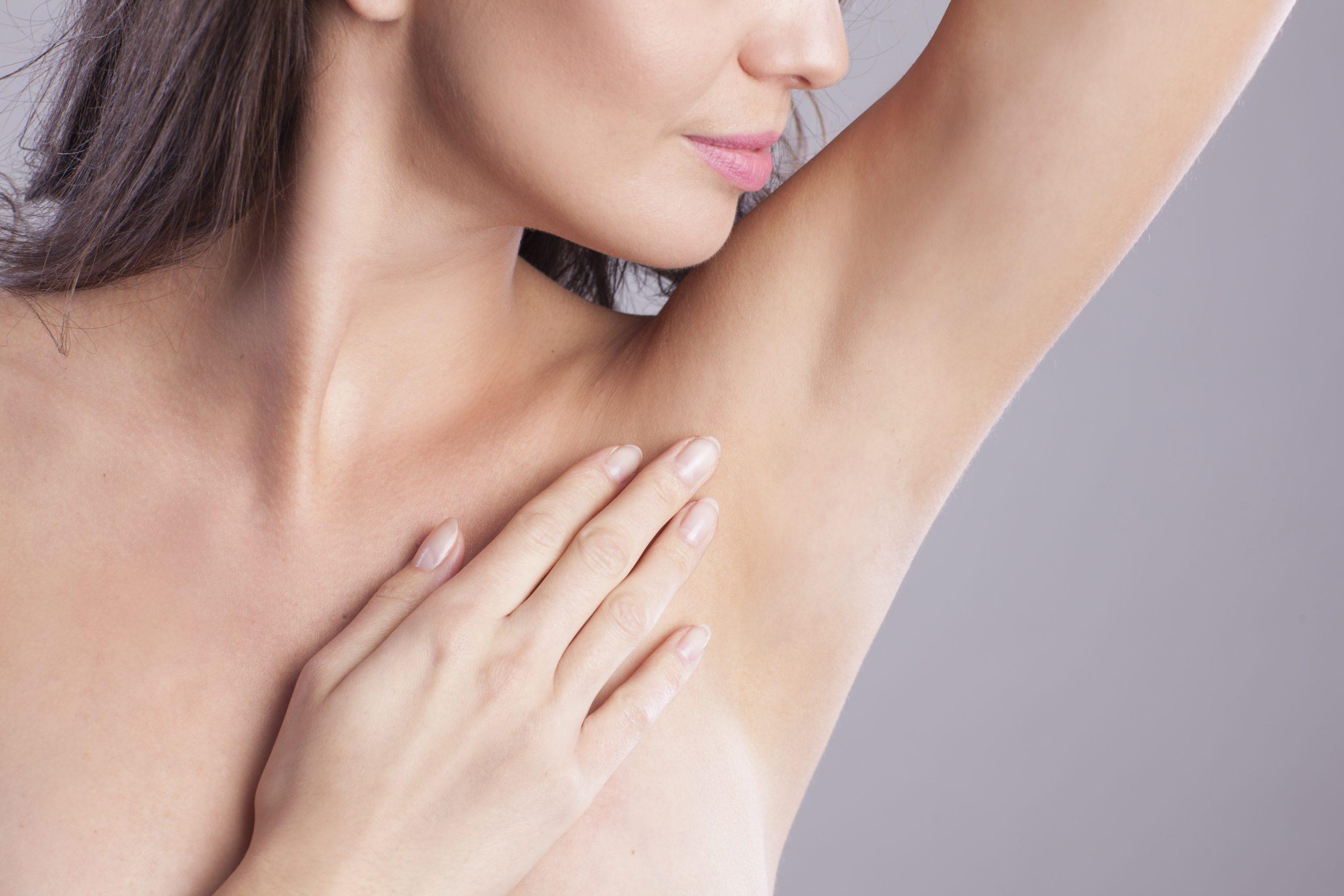 Botox transpiration
